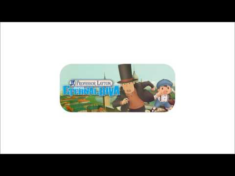 Mewmore / 'Song of the Sea' (Remix) from Professor Layton and the Eternal Diva