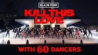 2nd WINNER BLACKPINK 블랙핑크 KILL THIS LOVE COVER BY PINK PANDA FROM INDONESIA