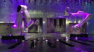 A robot bartender? Meet