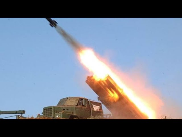 North Korea Missile Barrage Poses Threat To South Korea Even With THAAD Defence