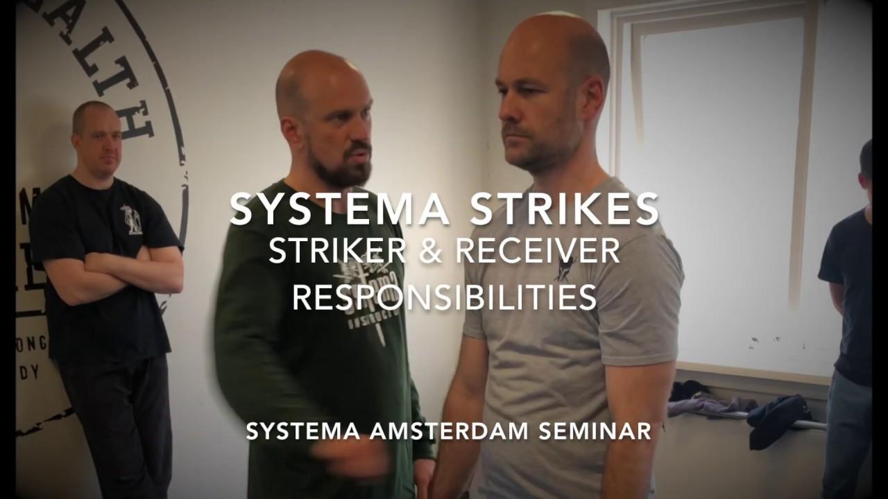 Download Systema Amsterdam  -  Striker & Receiver Responsibilities