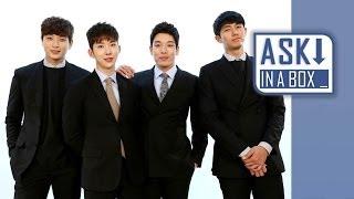 ASK IN A BOX: 2AM(투에이엠)_Regret(후회할거야) [ENG/JPN SUB]