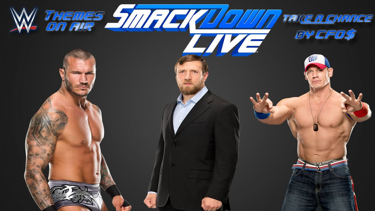 Wwe smackdown live take a chance official video.