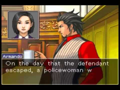 Phoenix Wright Trials And Tribulations Case 4 Part 1 Youtube Convening the great council of 305 ac 173. phoenix wright trials and tribulations case 4 part 1