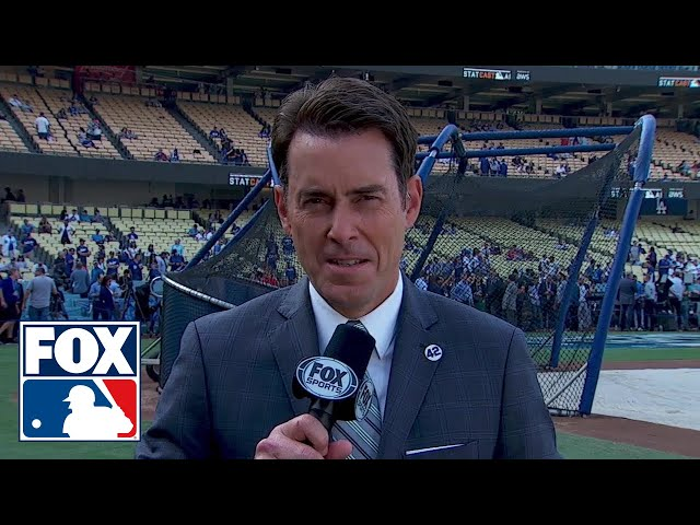 Tom Verducci breaks down the Red Sox lineup for Game 5 of the 2018 World Series | FOX MLB