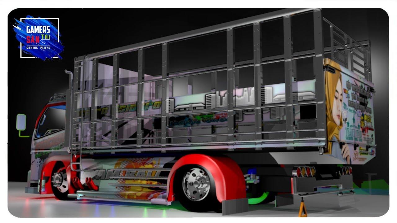86+ Mod Bussid Mobil Balap HD