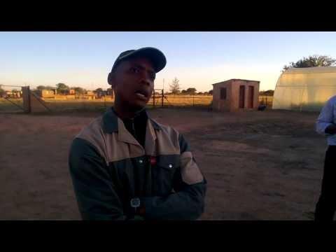 Kobela Mokgohloa - Hydroponics - Johannesburg -  Geeks Gone Global Africa Innovation 2013