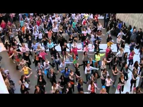 Флэшмоб TODES СПб ТРЦ Галерея Dance Flashmob TODES