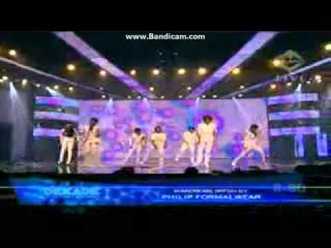 SM SH   Ahh Remix  Perform @ Dekade TransTV