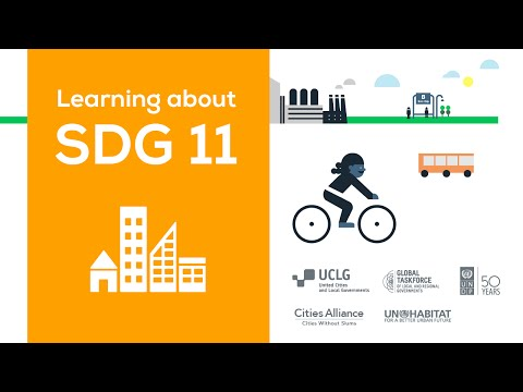 Learning About SDG 11