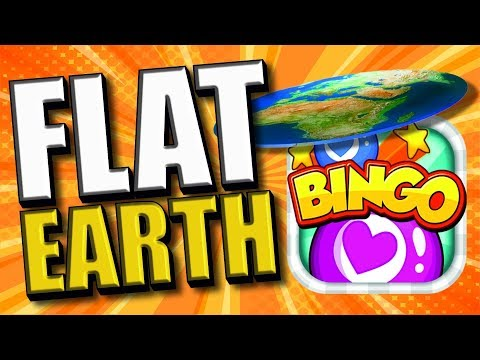 Flat Earth BINGO! With Paul on the Plane thumbnail
