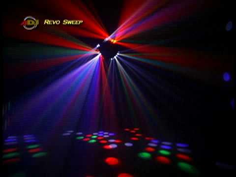 American DJ Revo Sweep