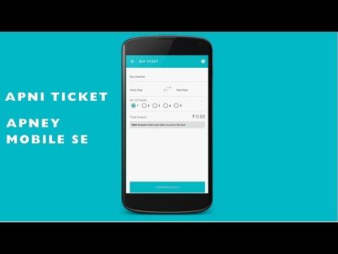 Metro ( Delhi & Mumbai) and Bus Tickets & Passes - Apps on