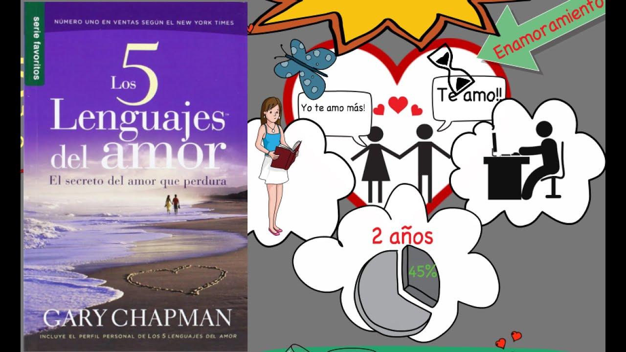 Los 5 Lenguajes Del Amor Por Gary Chapman