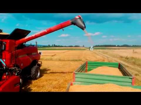 Case IH 5140 Combine Axial-Flow 2015