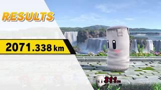 Co-op Home Run Contest (Ganondorf) 311% 2071km Super Smash Bros. Ultimate