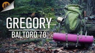 Gregory Baltoro 70L Backpack   Field Review
