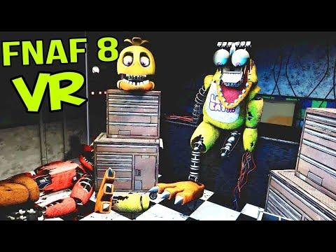FNAF 8 VR