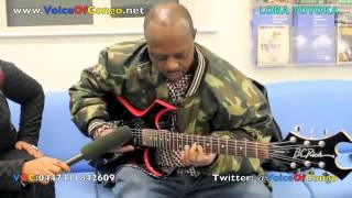 Soukous Guitar from Congo - Burkina Faso Mboka Liya - at voice of congo dot net