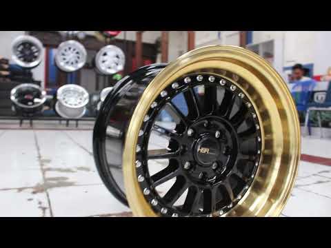 MODIF VELG RING 16 = HSR Wheel Type Namlea