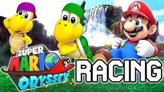 Awesome Super Mario Odyssey Koopa Free Running SPEED RUN!