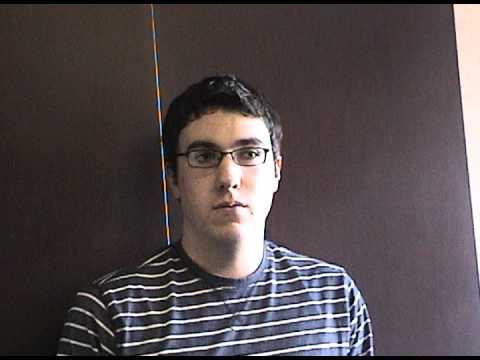 Klahowya Secondary senior Boyd Wolking