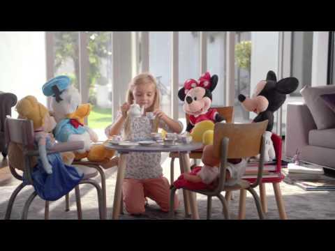 Disneyland Paris Advert Commercial Pub 2014