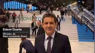 Contribuição do Brasil na COP24
