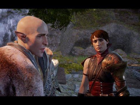 Dragon Age Inquisition: Trespasser  Solas Final Conversation