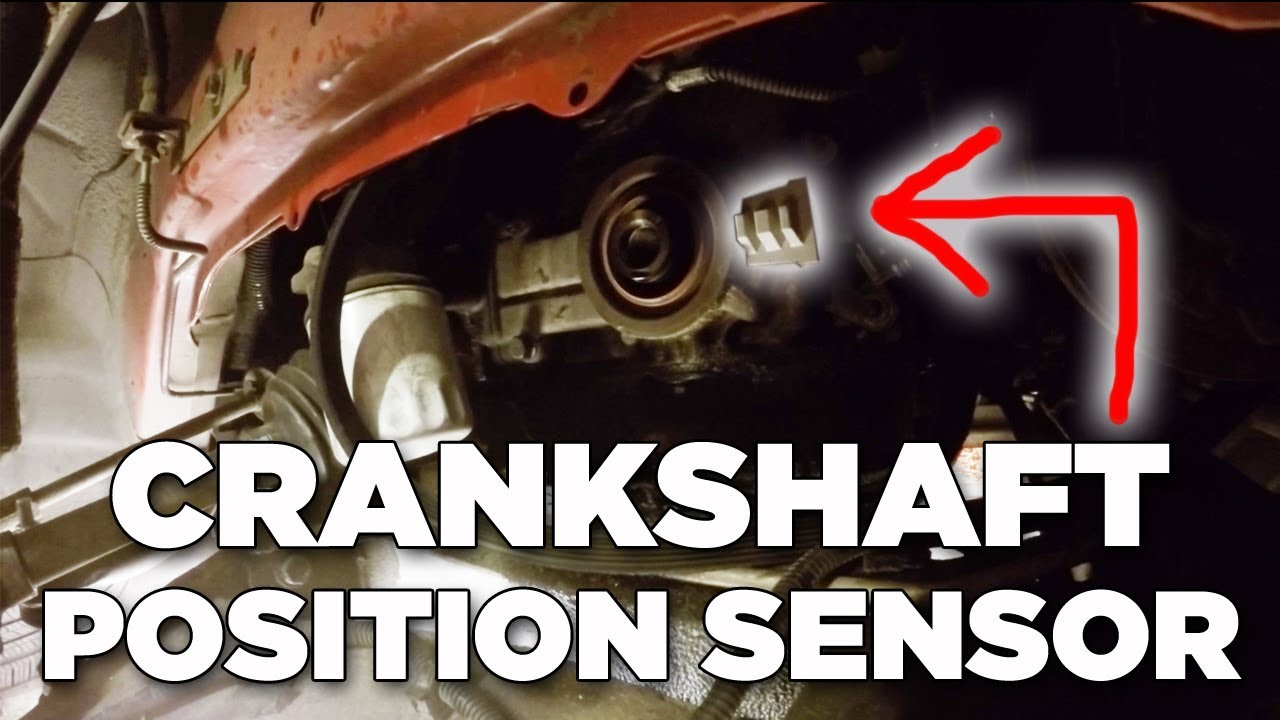 small resolution of how to install crankshaft position sensor 3 8l monte carlo ss