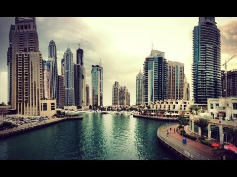 Dubai Marina - One of the best places to visit in Dubai 2017