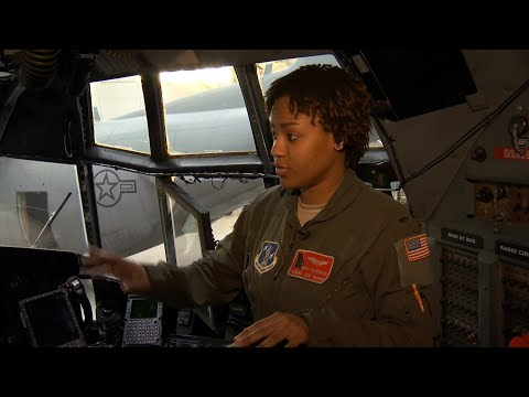 165TH Airlift Wing announces first African American female pilot