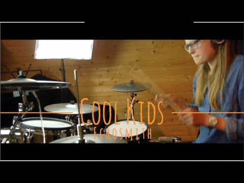 Cool Kids - Drum Cover - Echosmith - Barber Drums