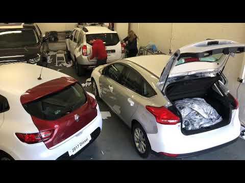 Vehicle Wrap Removal - Wrap Graphics London