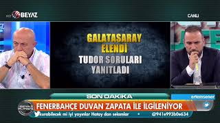 (..) Beyaz Futbol 26 Ağustos 2017 Kısım 5/5 - Beyaz TV