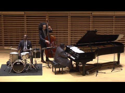 Neal Smith with the Cyrus Chestnut Trio