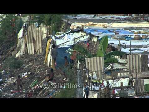 Nochikuppam Slum, Chennai