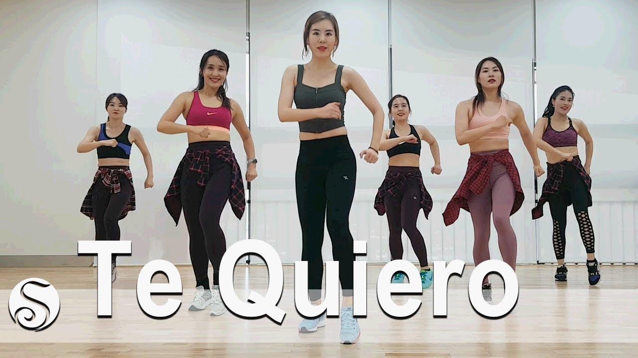 Te Quiero. Maluma. Salsa. Zumba. cardio. Choreo by Sunny. Sunny Funny Zumba. 줌바. 줌바댄스. 홈트. 다이어트.