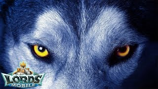 Рассказ Васи (Wolf Bazil) о клинах, фалангах и бастионах || Lords Mobile