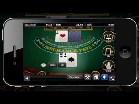Blackjack ToGo™ Mobile Betsoft Gaming