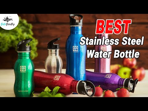 Best Stainless Steel Water Bottle In 2020 – Top Reviews & Buyer's Guide