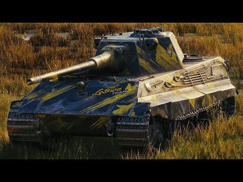 World of Tanks E50 - 6 Kills 9,6K Damage thumbnail