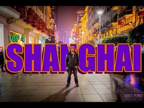 Exploring Shanghai's TOP 4 Tourist Attractions