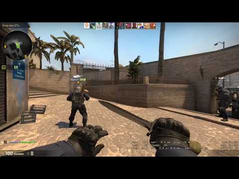 Mirage trolling with a friend in Portuguese/English lobby