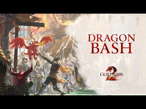 Guild Wars 2 Dragon Bash Festival Returns Trailer