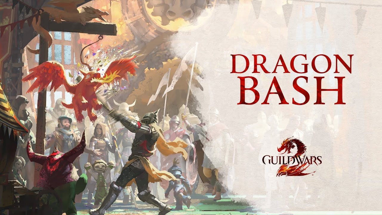 Guild Wars 2' Dragon Bash Is Now Live With Mount Races And