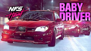 Need for Speed Heat - Baby Driver Survival ONLINE!