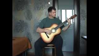 09 ВАЛЬС ДЛЯ НАЧИНАЮЩИХ на гитаре