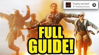 """""""THE DARKEST SHORE"""" EASTER EGG GUIDE! - FULL EASTER EGG TUTORIAL! (Call of Duty WW2 Zombies)"""
