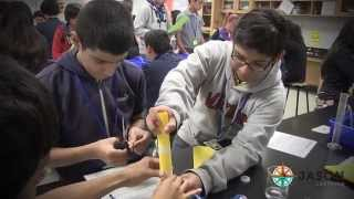 The Jason Project/Pasadena ISD, Jackson Middle School